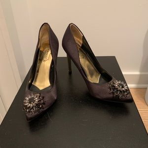 Ted Baker black high heels